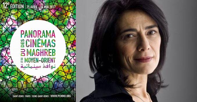 Hiam Abbass est la marraine de la 12e édition du Panorama des cinémas du Maghreb et du Moyen-Orient (PCMMO). Son premier long métrage « Héritage », réalisé en 2011, est projeté le 29 avril. Et deux longs métrages dans lesquels elle joue le rôle principal – « À mon âge je me cache encore pour fumer », de Rayhana, et « Corps étranger », de Raja Amari – sont présentés en avant-première à l'occasion du festival.