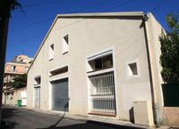 La salle de prières, située dans le quartier du Pont-du-Las à Toulon.