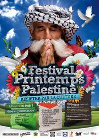 Paris VIII : la Palestine à l'honneur d'un festival