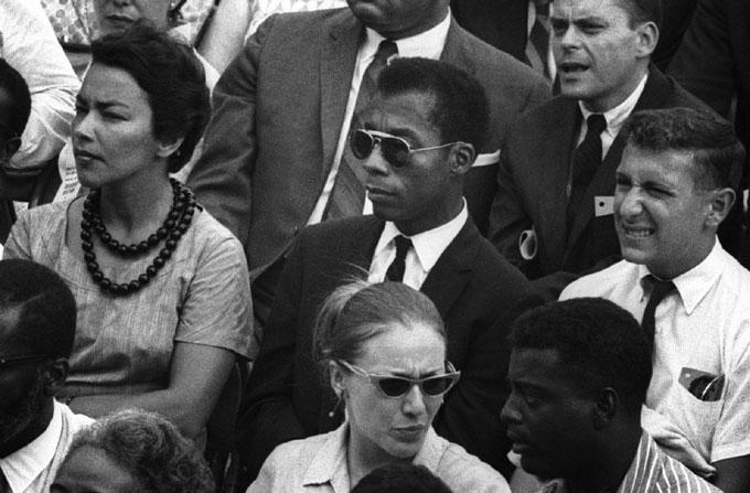Le documentaire « I am not your negro », de Raoul Peck, sort en salles en France, le 10 mai 2017 et est diffusé en avant-première sur Arte mardi 25 avril. À travers les propos et les écrits de l'écrivain noir américain James Baldwin, le film retrace les luttes sociales et politiques des Afro-Américains au cours des dernières décennies (photo © Dan Budnick)