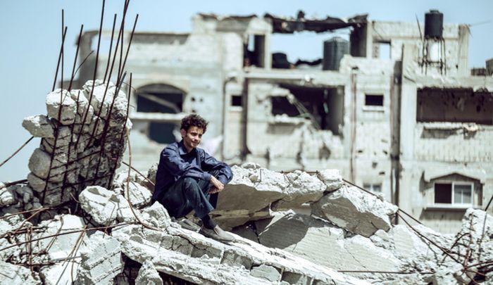 L'acteur Tawfeek Barhom joue le rôle de Mohamed Assaf - © Rabia Salfiti