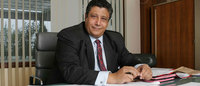 Yazid Sabeg, commissaire à la diversité et à l'égalité des chances depuis décembre 2008.