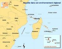 Mayotte est le nouveau DOM français