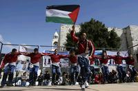 Lancement des festivités en Cisjordanie, le 21 mars.