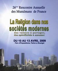 La 26e Rencontre des musulmans de France lancée