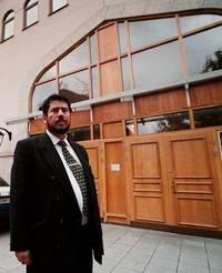 Mahmoud Aldebe, président de la SMF en Suède