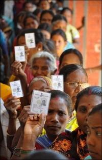 Inde : élections sous haute tension