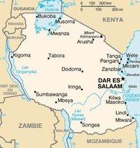 L'histoire de l'islamisation en Tanzanie