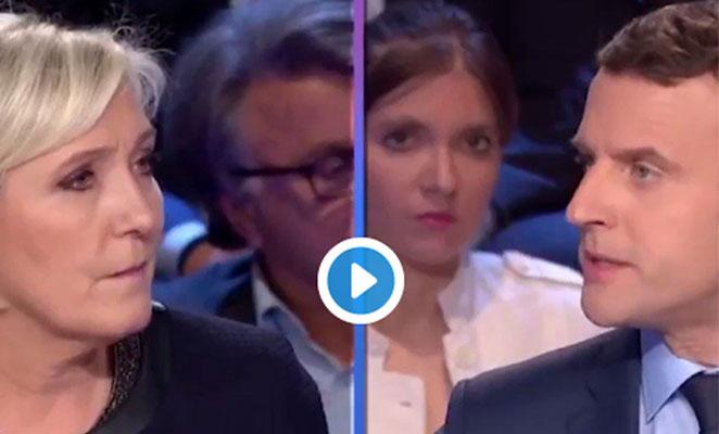 Emmanuel Macron a-t-il vraiment terrassé Marine Le Pen ?