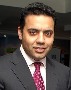 Le secrétaire d'État à la Justice, Shahid Malik.