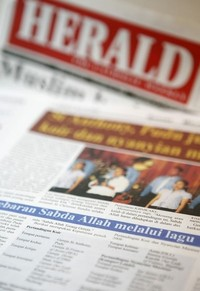 Malaisie : « Allah » interdit des chrétiens