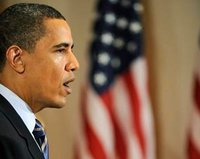 Obama, de l'Égypte à la Normandie