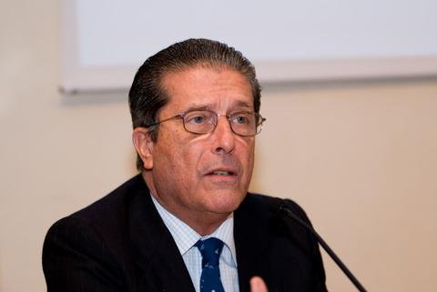 Federico Mayor Zaragoza, ancien directeur général de l'Unesco, président de la Fondation pour la culture de la paix.