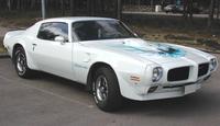 La Pontiac Trans Am est l'un des modèles qui a contribué à la légende General Motors.