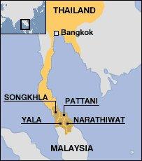 Thaïlande : une mosquée attaquée
