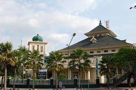 Mosquée à Jember, à l'est de Java, en Indonésie. (Photo : Ikhlasul Amal)