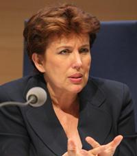 La ministre de la Santé Roselyne Bachelot.