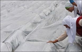 Bosnie : 20 000 musulmans ont commémoré le génocide de Srebrenica