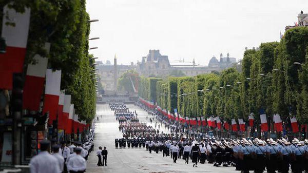 Projet d'attentat contre Macron : il voulait tuer « musulmans, juifs, noirs et homos »