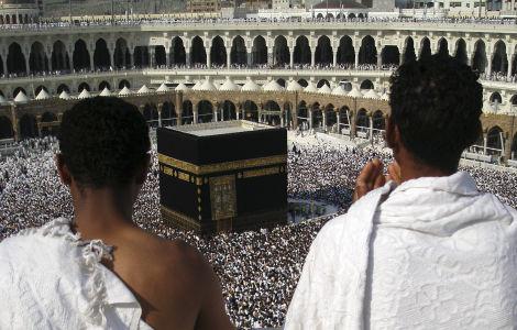 La grippe A plane sur La Mecque