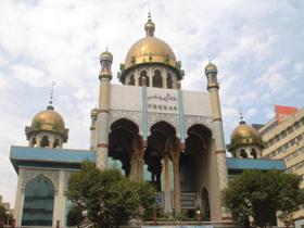 Mosquée en Chine.