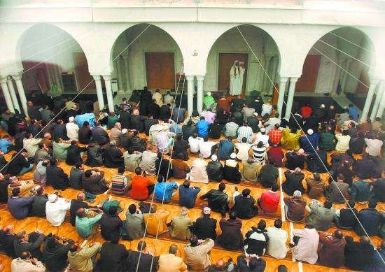 Les mosquées françaises mal préparées contre la grippe A ?