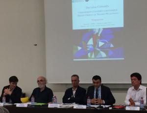 Le Groupement d'intérêt scientifique (GIS) du CNRS « Moyen-Orient et mondes musulmans » organisait son 2e congrès annuel du 5 au 8 juillet 2017.