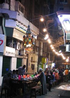 Maidat al-Rahman, Zamalek, en Egypte (Photo : Flickr)