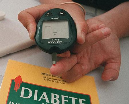 Le diabète de type 2 concerne près de 1 million de personnes en France.