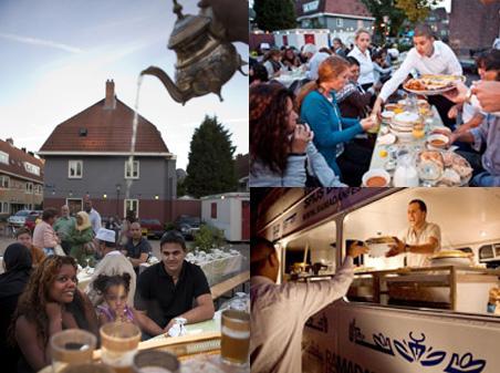 Pays-Bas : le Festival du Ramadan bat son plein