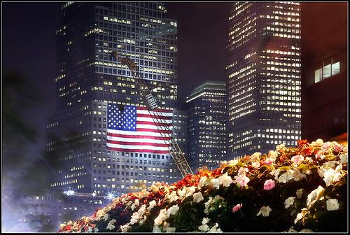 Ground Zero, à New York : la fin de la reconstruction pourrait n'avoir lieu qu'en 2036, le coût total est estimé à 12 milliards de dollars (Photo : Linus Gelber - Flickr)