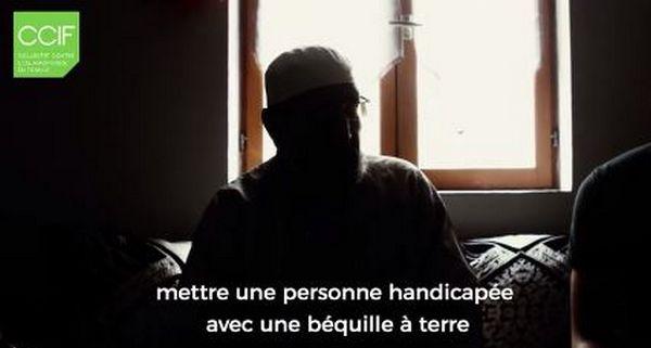 Islamophobie : un septuagénaire raconte son agression à la sortie d'une mosquée (vidéo)