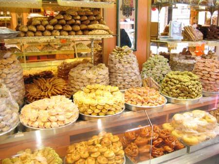 Les gâteaux de l'Aïd, miam !