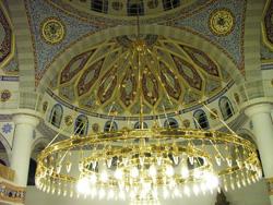 La Mosquée Merkez est l'une des plus grandes mosquées d'Allemagne.