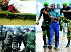 Lendemain de massacres à Conakry : dadis, un dicta-tueur est né
