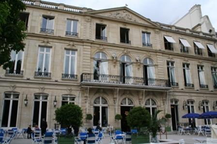 Non loin du palais de l'Élysée, le Cercle de l'Union Interalliée, placé dans le très chic 8e arondissement parisien, a accueilli le Forum de la micro-finance islamique.