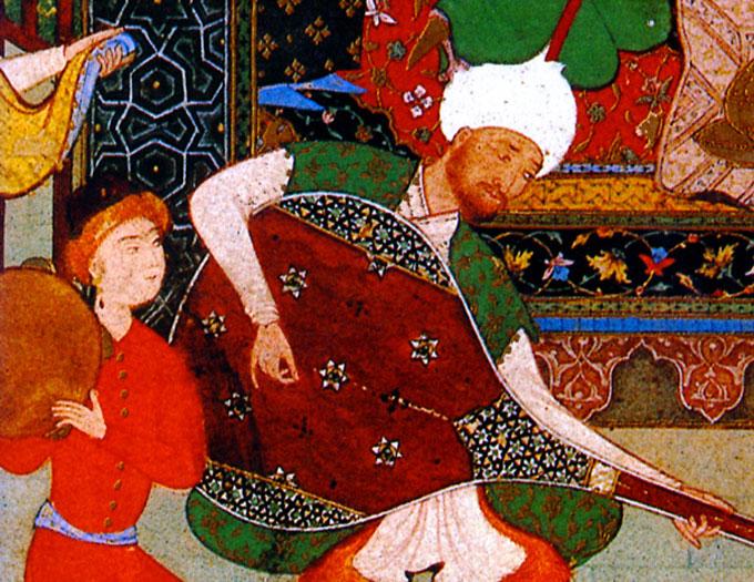 De La Mecque à l'Andalousie, la musique en terres d'islam