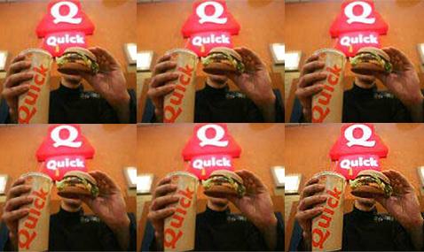 Quand le Quick goûte au halal
