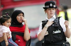 Un islam à l'aise en Grande-Bretagne