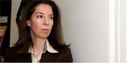 Nemat Mardam-Bey est Suissesse et musulmane ; elle préside la fondation de l'Entre-Connaissance, qui vise à tisser des liens entre la civilisation islamique et le reste de la société. (DR)