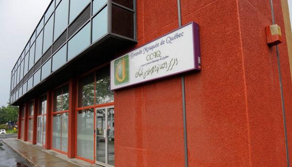 Québec : le véhicule du responsable d'une mosquée incendié