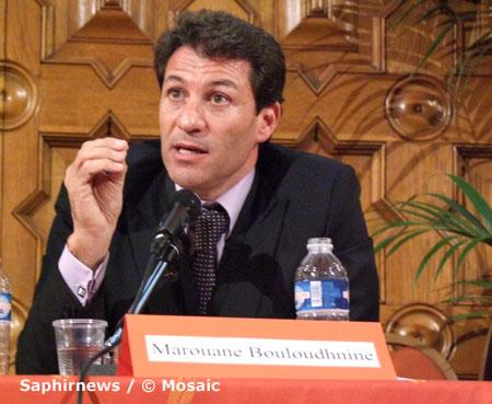 Marouane Bouloudhnine, président de Mosaïc : « Les musulmans sont laïques parce qu'ils sont citoyens. »