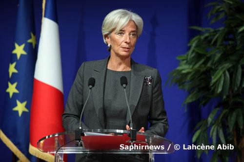 Christine Lagarde : « Je ne suis pas une opportuniste. Je ne me suis pas aperçue soudainement de l'intérêt de la finance islamique. Les pouvoirs publics ont un rôle à jouer pour élargir les compétences de la place de Paris à la finance islamique.