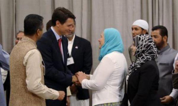 Canada : Justin Trudeau appelle à lutter contre l'islamophobie