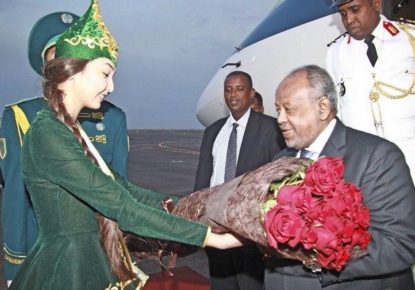 Ismail Omar Guelleh, président de Djibouti, s'est vu remettre le Prix mondial de la finance islamique 2017 mercredi 6 septembre.