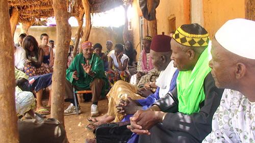 Comité de jumelage Bergers en Scène - Soninké Mountan (Mali).