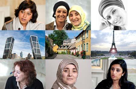Les dix musulmanes de l'année 2010