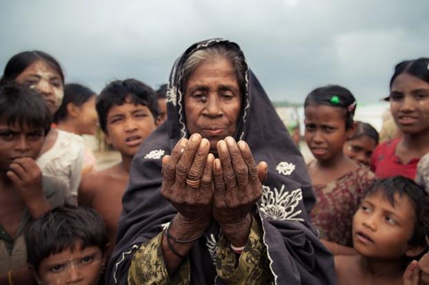 Rohingyas : depuis Strasbourg, bouddhistes et musulmans de France se rejoignent dans la prière