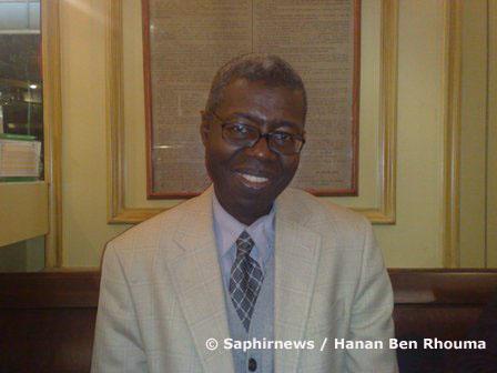 Jeudi 19 novembre, Souleymane Bachir Diagne animait une conférence sur l'identité avec le Professeur Alain Berthoz, à l'université populaire du Quai Branly.