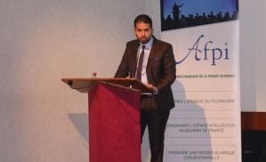 Jamel El Hamri, fondateur de l'AFPI.